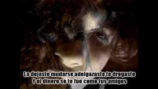 Pantera - Drag the waters (Español)