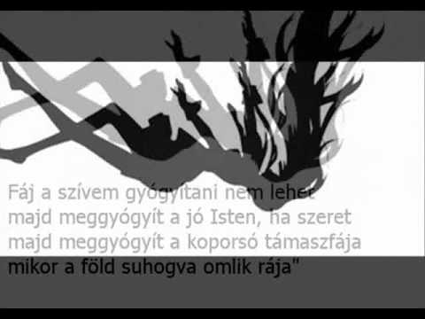 Amigod - Este van - Dalszöveg