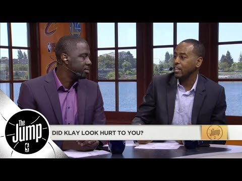 Amin Elhassan: People don't respect Klay Thompson enough | The Jump | ESPN