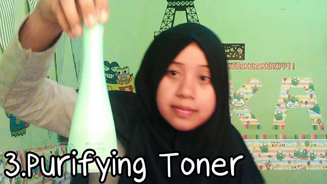 Review Wardah Purifying Essential Skincare Youtube Toner