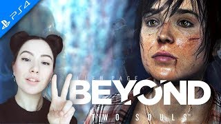 #4 👻BEYOND: TWO SOULS - ЛЕГКАЯ ЭРОТИКА И ВОЙНА 👻