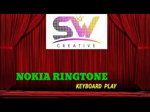Nokia Ringtone Tutorial - Keyboard Play - Srikanth....