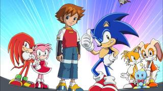 Sonic X Music: Shadow