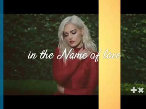 Bebe Rexha:in the name of love