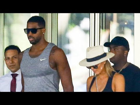 "Khloe Kardashian & Tristan Thompson Are ""Full-On Dating"""