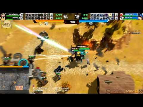 "MMM 2015.02.02 ""DOTAMech"": Bronze Match [3P] MeMo/Arc vs GIVATI/Anger Foxfire"