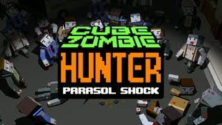 Cube Zombie Hunter (Wave 1 - 10) Gameplay | Android Action Game