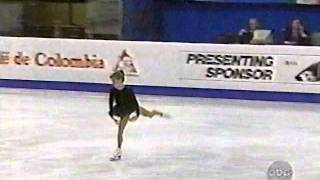 Tara Lipinski  1997 Worlds  SP