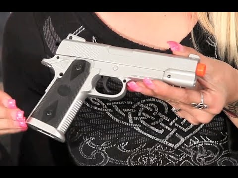 Fatal's Top 5 Affordable Spring Airsoft Pistols