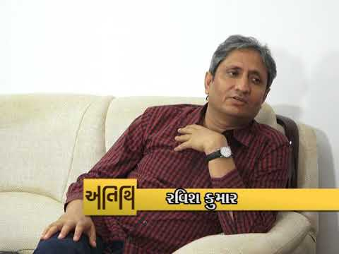 Ravish Kumar NDTV Prime Time Anchor | Exclusive Latest Interview Video