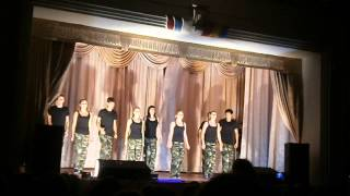 Танец TST / команда 6 общежития дгту