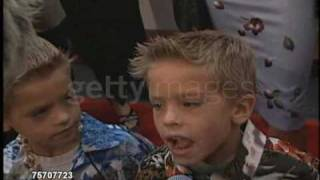 COLE AND DYLAN SPROUSE INTERVIEWS 1999-2000