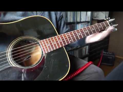 The Rain Song - Led Zeppelin  - guitar cover3 - SOU - DGCGCD