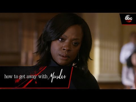 Cross Examination - How To Get Away With Murder