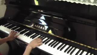 IN MY LIFE on piano The Beatles