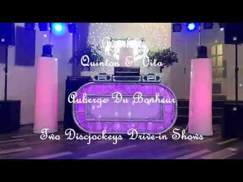 Bruiloftdj, Auberge Du Bonheur, Tilburg, DJshow, TrouwDJ, DJNederland, Driveinshow, AllroundDJ,