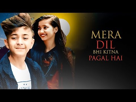 Mera Dil Bhi Kitna Pagal Hai | Heart Broken School Love Story | Rahul Amrita | Latest Hindi Sad Song