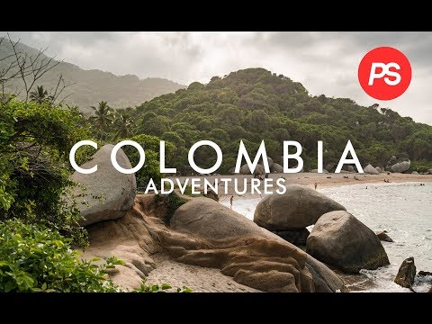 Colombia Adventures 2017!!