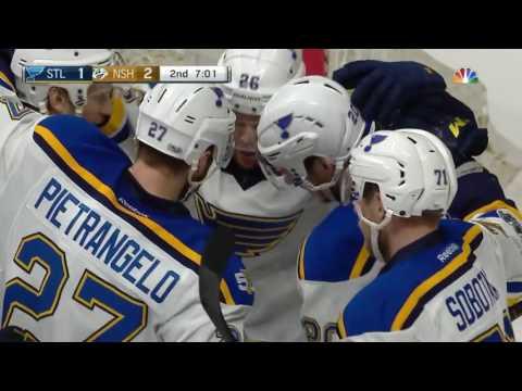 St. Louis Blues  vs  Nashville Predators - April 30, 2017 | Game Highlights | NHL 2016/17