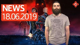 Wolfenstein: Youngblood: So groß wird es! Gears of War: Film spielt in alternativer Welt | GW-NEWS