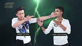 image Khán giả yêu cầu Mạc Văn Khoa tiếp tục thi mùa 2   HTV NHANH NHƯ CHỚP   NNC #25   22/9/2018