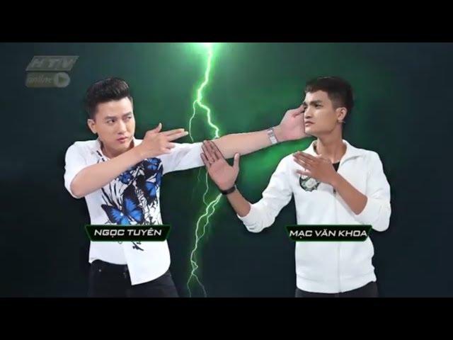 Khán giả yêu cầu Mạc Văn Khoa tiếp tục thi mùa 2 | HTV NHANH NHƯ CHỚP | NNC #25 | 22/9/2018
