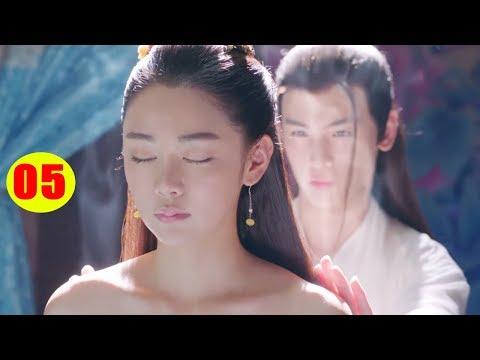 Độc Cô Tiên Nữ - Tập 5   Phim Bộ Cổ Trang Trung Quốc Hay Nhất 2019 - Lồng Tiếng