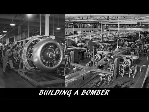 Video from the Past [31] - Building a Bomber (1941)