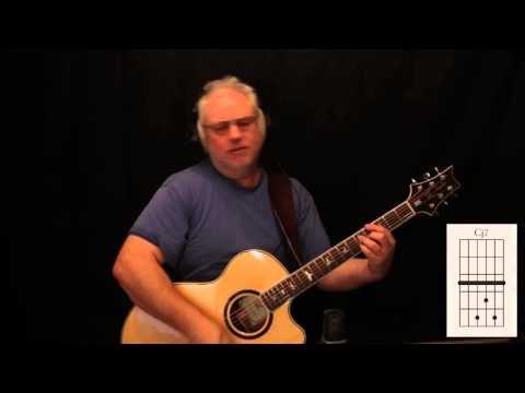 Tin Man  free Guitar Lesson
