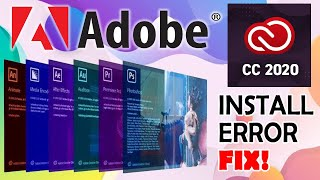Easy solution How to Fix photoshop an error occurred during installation | Top Video Guide