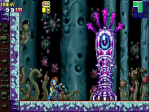 Metroid Fusion - Cyclops-X