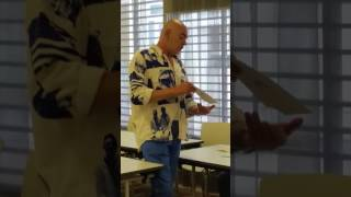 Chrys médium : conférence sur l Encromancie