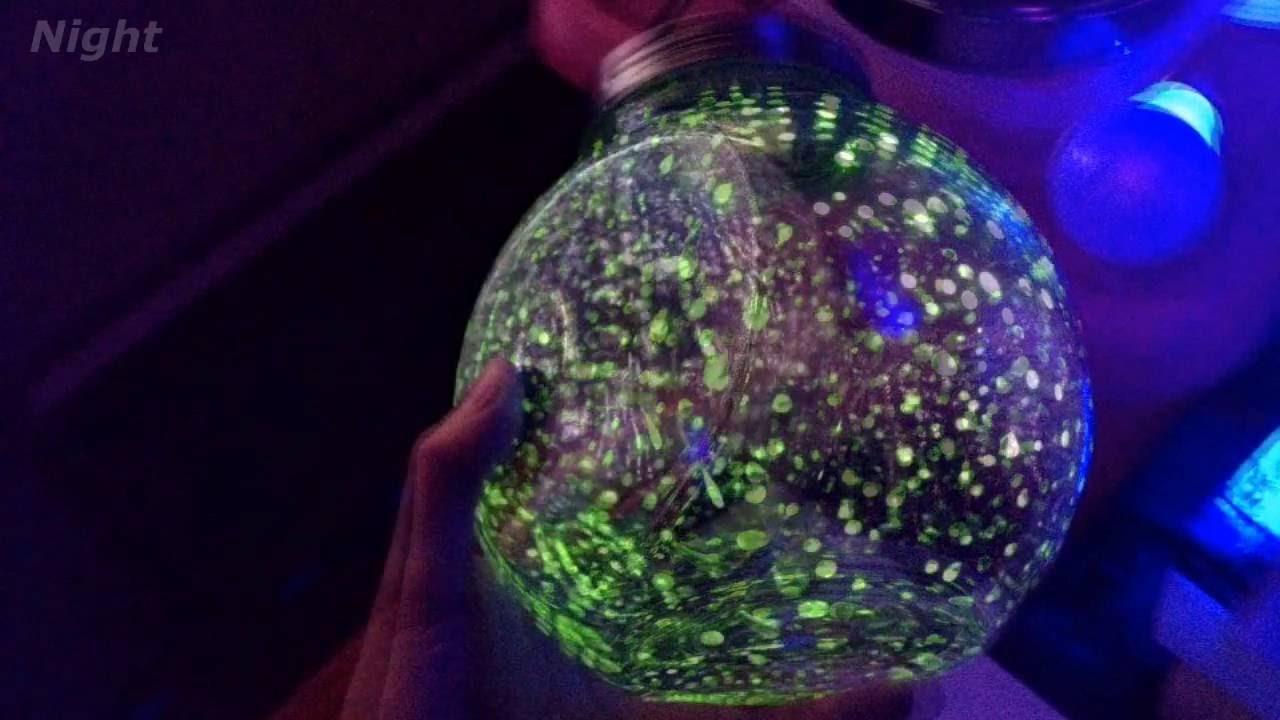 phosphorescent paint.. - youtube - Comment Faire De La Peinture Fluorescente