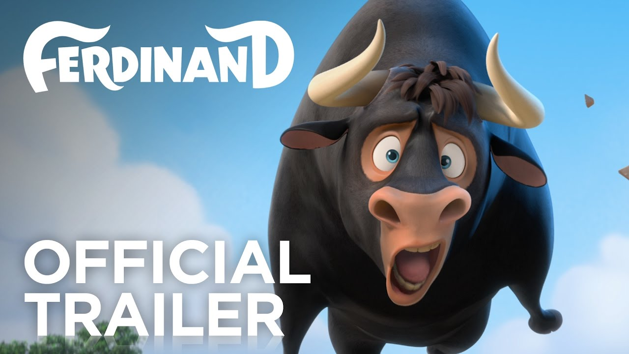 Ferdinand Official Hd Trailer 1 2017 Youtube