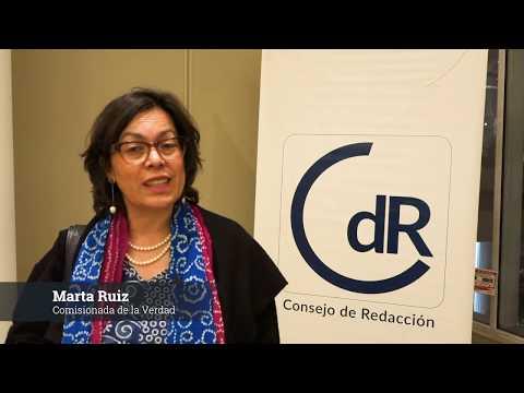Entrevista Marta Ruiz - Lanzamiento Ríos de vida y muerte II