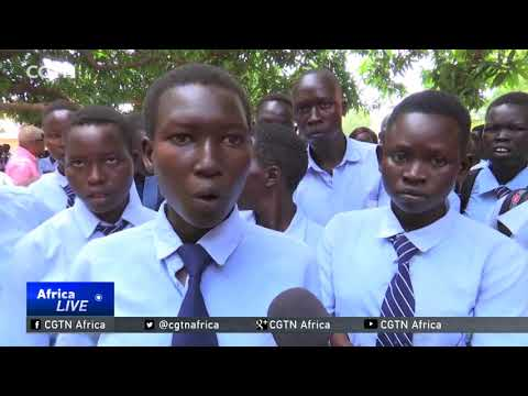 Young South Sudan women empowered by education campaign
