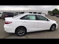 2017 TOYOTA CAMRY Northern California, Redding, Sacramento, Red Bluff, Chico, CA HU421745