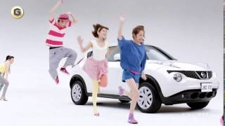 Nissan Juke Commercial Japan 2016 広告日産ジューク2016 日産のJUKEの...