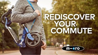 Rediscover Your Commute