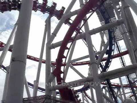 Battlestar Galactica Roller Coaster, Universal Studios Singapore