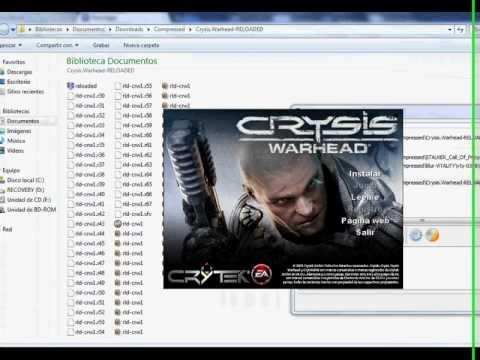 como instalar crack de crysis 2