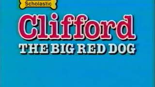 Clifford The Big Red Dog: Finding Treasure (A Chuck E. Cheese Clip)