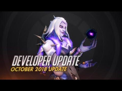 Developer Update | October 2018 Update | Overwatch