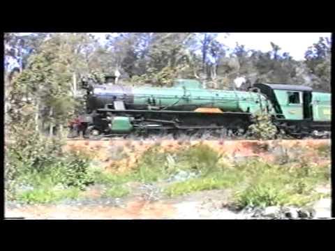 HVTR Steam Ranger 1990's