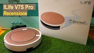 Miglior ROBOT LAVAPAVIMENTI e ASPIRAPOLVERE: Recensione iLife V7S Pro
