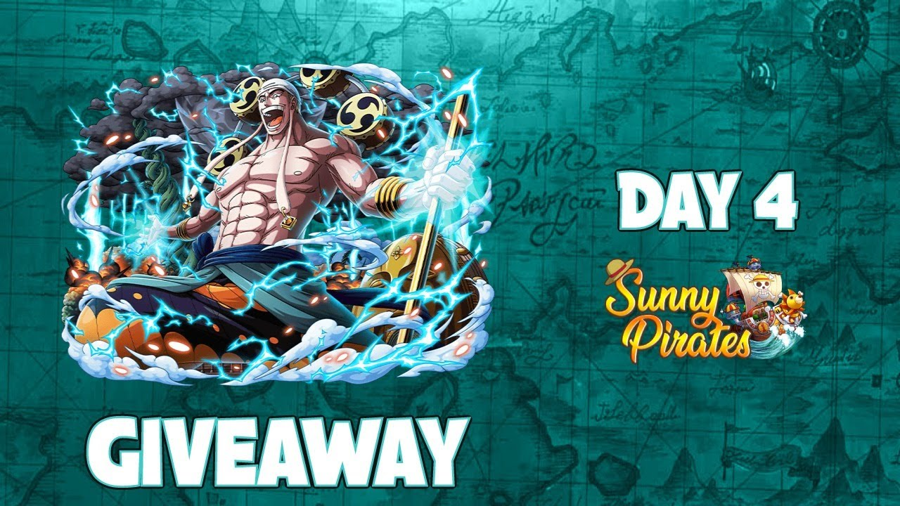 Special Enel Giveaway Day 4