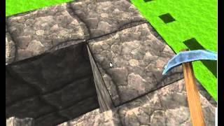 как построить танк в копатель онлайн видео