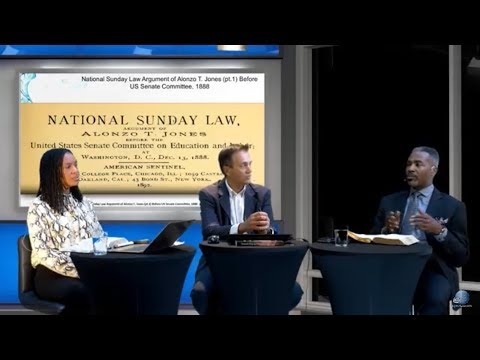 Pastor Arthur &  Dr Esmie Branner: The Sunday Movement Is Now Making Its Way In Darkness