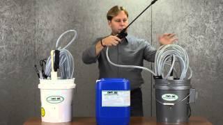 RMR Electric sprayer 12 volt and 110 volt