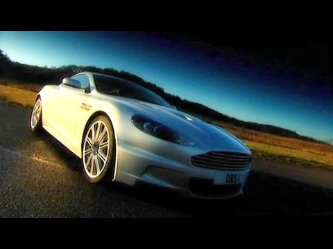 Driving The Aston Martin DBS with James Bond's Stunt Driver - Fifth Gear